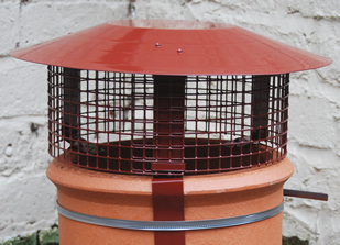 chimney_cowl_bird_rain_guard
