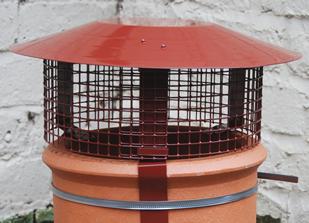 chimney_cowl_bird_rain_guard