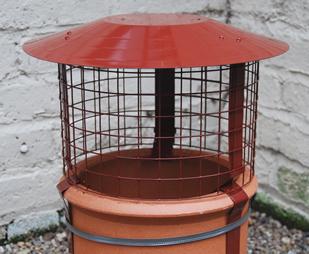 chimney_cowl_bird_rain_guard_solid_fuel